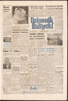 Dziennik Bałtycki, 1959, nr 124