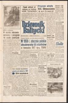 Dziennik Bałtycki, 1960, nr 7