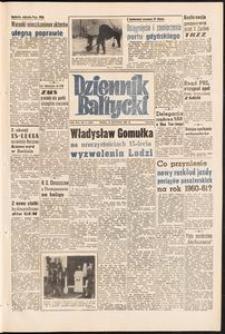 Dziennik Bałtycki, 1960, nr 16