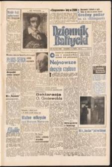 Dziennik Bałtycki, 1960, nr 36