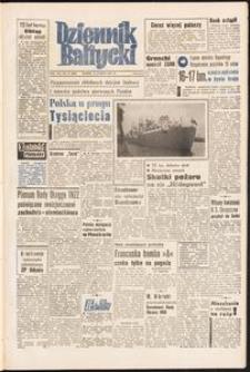 Dziennik Bałtycki, 1960, nr 37