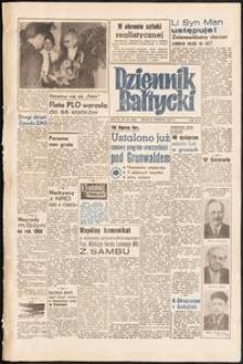 Dziennik Bałtycki, 1960, nr 101