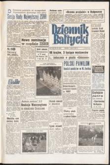 Dziennik Bałtycki, 1960, nr 109