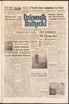 Dziennik Bałtycki, 1960, nr 111