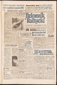 Dziennik Bałtycki, 1960, nr 115