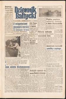 Dziennik Bałtycki, 1960, nr 126