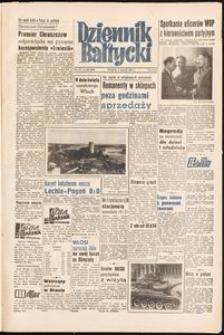 Dziennik Bałtycki, 1960, nr 132