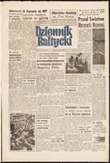 Dziennik Bałtycki, 1960, nr 143