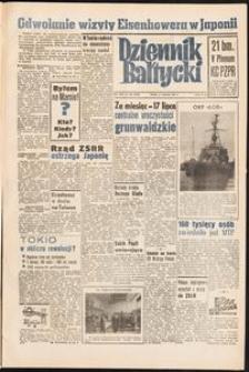 Dziennik Bałtycki, 1960, nr 145
