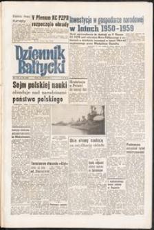 Dziennik Bałtycki, 1960, nr 149
