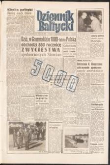 Dziennik Bałtycki, 1960, nr 171