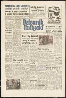 Dziennik Bałtycki, 1960, nr 175