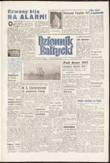 Dziennik Bałtycki, 1960, nr 180
