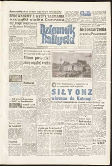 Dziennik Bałtycki, 1960, nr 191