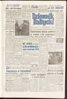 Dziennik Bałtycki, 1960, nr 204