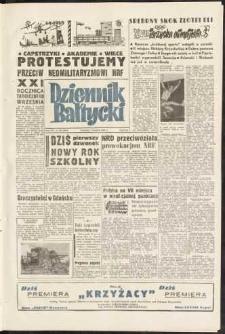 Dziennik Bałtycki, 1960, nr 210