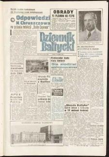 Dziennik Bałtycki, 1960, nr 221