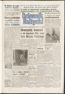 Dziennik Bałtycki, 1960, nr 246