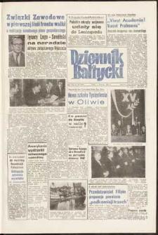 Dziennik Bałtycki, 1960, nr 265