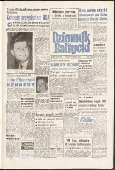 Dziennik Bałtycki, 1960, nr 270