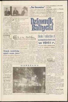 Dziennik Bałtycki, 1960, nr 275