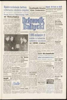 Dziennik Bałtycki, 1960, nr 283