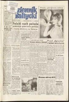 Dziennik Bałtycki, 1960, nr 314
