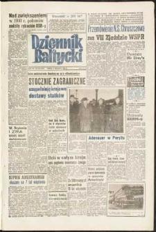 Dziennik Bałtycki, 1959, nr 287