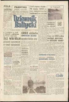 Dziennik Bałtycki, 1959, nr 311