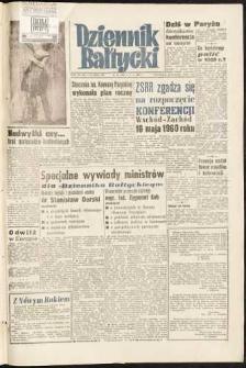 Dziennik Bałtycki, 1959, nr 312-313