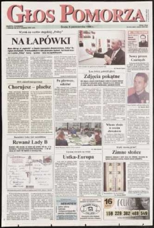 Głos Pomorza, 1999, październik, nr 233
