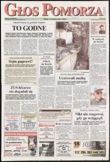 Głos Pomorza, 1999, październik, nr 235