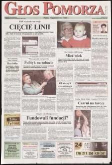 Głos Pomorza, 1999, październik, nr 241