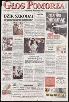 Głos Pomorza, 1999, październik, nr 243