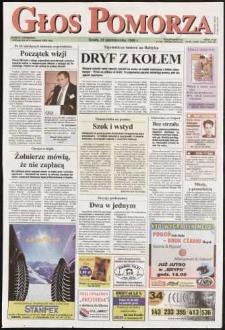 Głos Pomorza, 1999, październik, nr 251