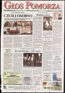 Głos Pomorza, 1999, listopad, nr 263