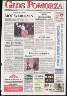 Głos Pomorza, 1999, listopad, Nr 265 (14623)