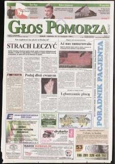 Głos Pomorza, 1999, listopad, Nr 270 (14628)
