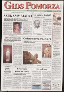 Głos Pomorza, 1999, grudzień, Nr 279