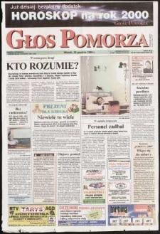 Głos Pomorza, 1999, grudzień, nr 300