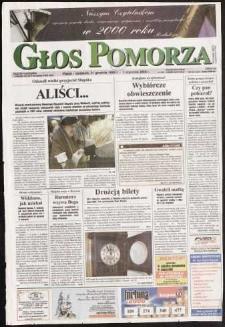 Głos Pomorza, 1999, grudzień, nr 303