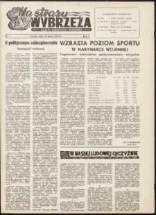 Na Straży Wybrzeża : gazeta marynarki wojennej, 1950, nr 4