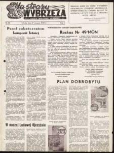 Na Straży Wybrzeża : gazeta marynarki wojennej, 1950, nr 10