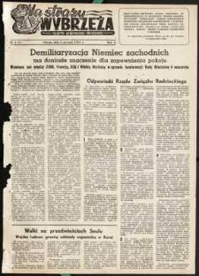 Na Straży Wybrzeża : gazeta marynarki wojennej, 1951, nr 2