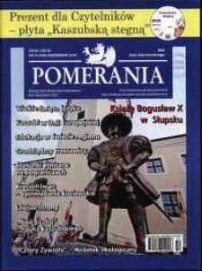 Pomerania : miesięcznik społeczno-kulturalny, 2010, nr 10
