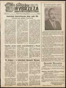 Na Straży Wybrzeża : gazeta marynarki wojennej, 1951, nr 28