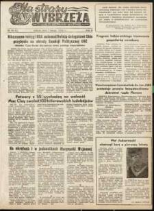 Na Straży Wybrzeża : gazeta marynarki wojennej, 1951, nr 29