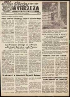 Na Straży Wybrzeża : gazeta marynarki wojennej, 1951, nr 32