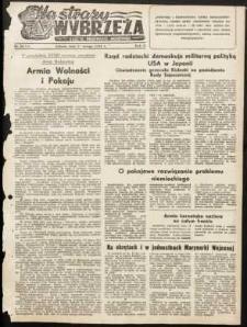 Na Straży Wybrzeża : gazeta marynarki wojennej, 1951, nr 38