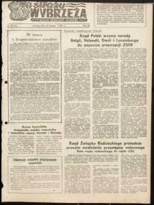 Na Straży Wybrzeża : gazeta marynarki wojennej, 1951, nr 39
